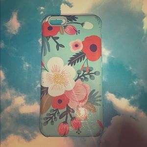 FLOWER IPHONE 8+ PAPER RIFLE COMPONY SONIX CASE